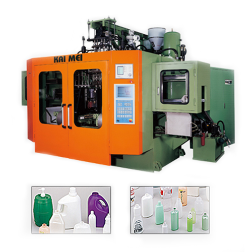 Blow Molding Machine PBSS SERIES - 905 / 1005 (S / D / T / Q)