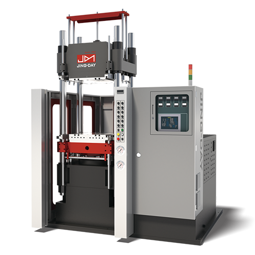 Hydraulic Molding Machine - JD-H Series