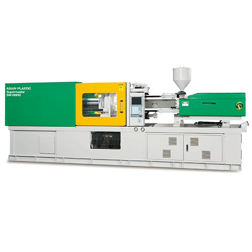 Hydraulic Clamping Injection Molding Machine (HCV Series)