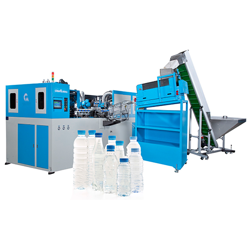 PET Automatic Stretch Blow Molding Machin-CMA(S) Series