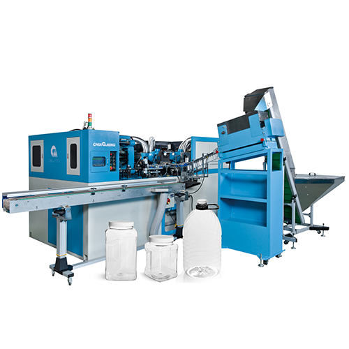 PET Automatic Stretch Blow Molding Machine-CMA(CS,CD) Series