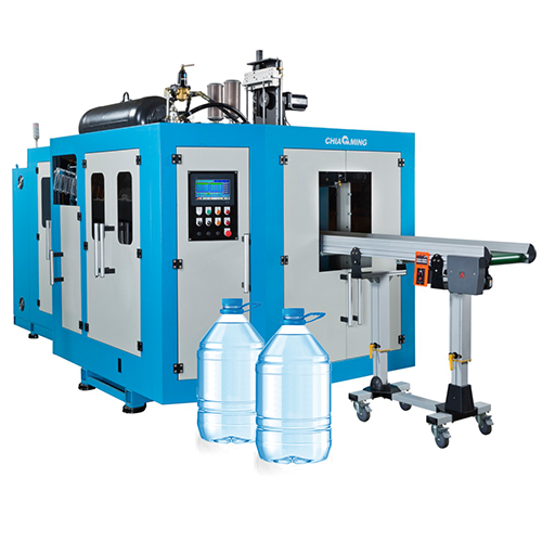 PET Fully Electric Stretch Blow Molding Machine - CMS(Q) Series (Linear Type)