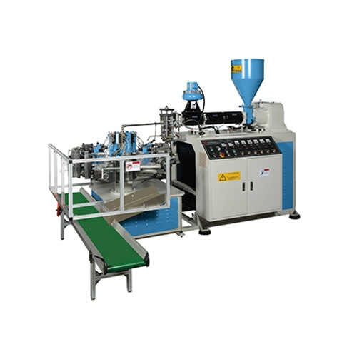 Pneumatic Extrusion Blow Molding Machine-CMR Series