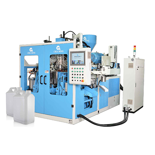 Continuous Extrusion Blow Molding Machine -Double Station