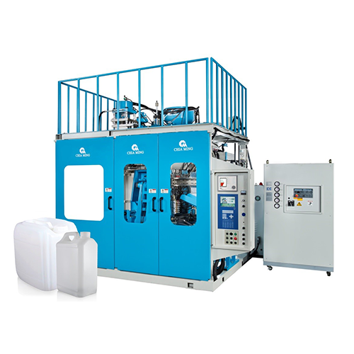 Single-head with Visi Strip Blow Molding Machine  CM-L Series (Continuous type)