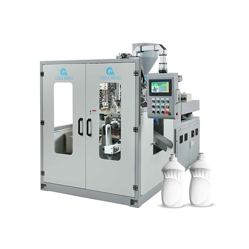 Fully Electric Extrusion Blow Molding Machine-CM-FE Series  Dual Diehead & Single Station
