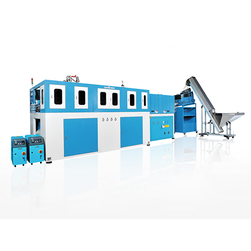 PET Automatic Stretch Blow Molding Machine - CMA(H) Series