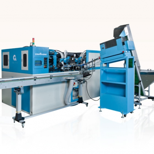 PET Fully Electric Stretch Blow Molding Machine - CMS HL Series