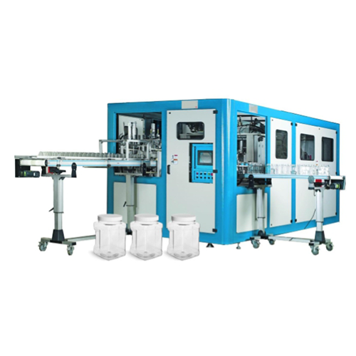 Fully Electric Stretch Blow Molding Machine CMS-QW Series for Wide Mouth Jars