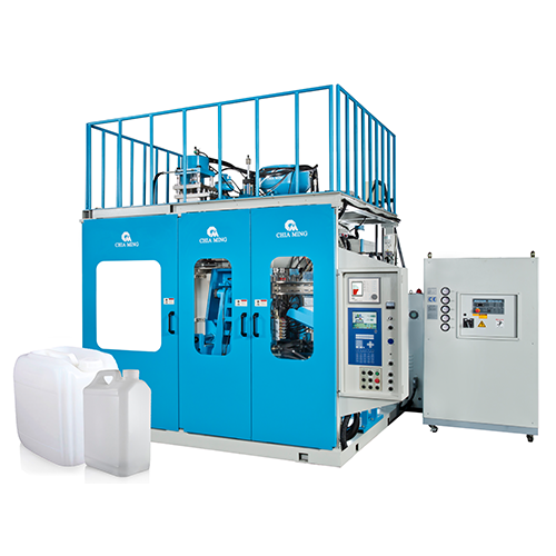 Continuous Extrusion Blow Molding Machine - CM-S/D/T/F H Series for Large Container