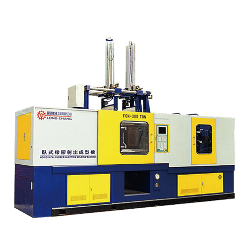 Horizontal Automatic Rubber & Silicone Injection Molding Machine - FCH Series