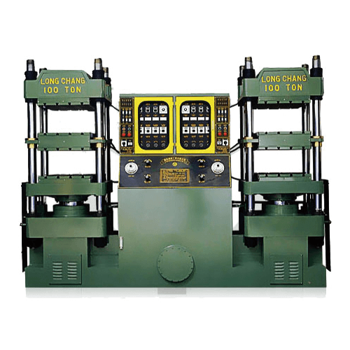 EVA FOAM TIRE OIL HYDRAULIC COMPRESSION MOLDING MACHINE - FBF SERIES