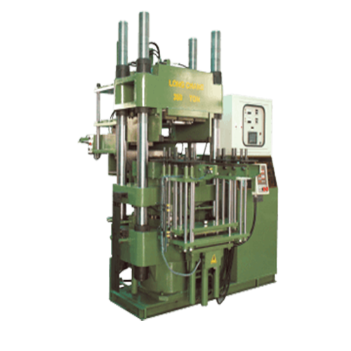Single Body Vacuum Oil Hydraulic Compression Molding Machine - FCV Series