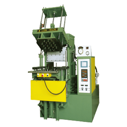 Vacuum Rubber Oil Seal Hydraulic Compression Molding Machine - FCVR Series