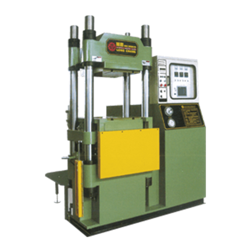Single Body Oil Hydraulic Compression Molding Machine of Break Pad - FC-D Series
