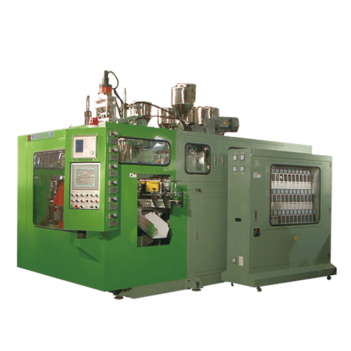 Automatic CO-Extrusion Blow Molding machine- P Series