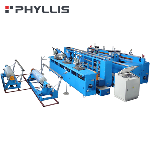 Tarpaulin Making Line (Automatic Line)