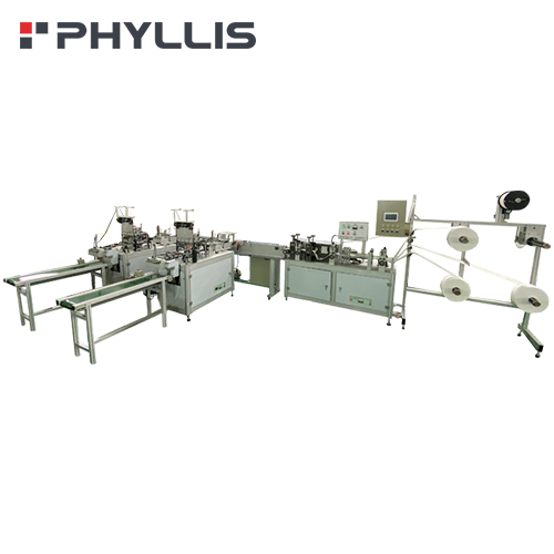 Flat Type Mask Making Machine