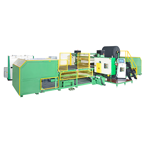 HEAVY DUTY HORIZONTAL LOOP SPLITTING MACHINE