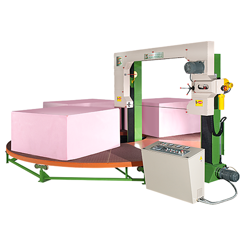 Auto Circular Horizontal Cutting Machine