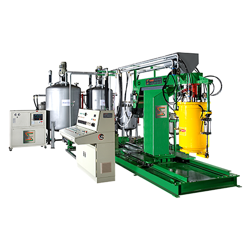 AUTO BATCH MIXING MACHINE