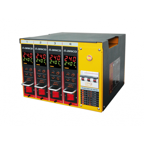 Hot Runner Temperature Controller Chassis Seriess - TC5H Series