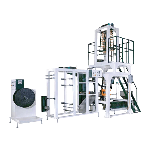 LDPE zipper film blown machine   LD-Z
