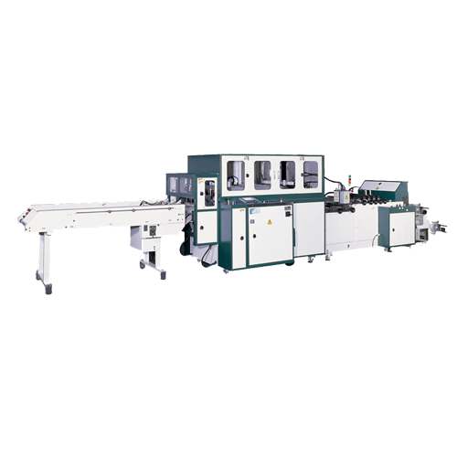 Fully Automatic flower sleeves making machine