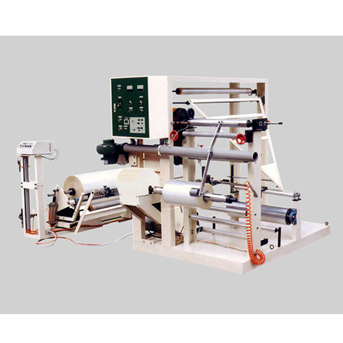 Triangle folding rewinding machine SF
