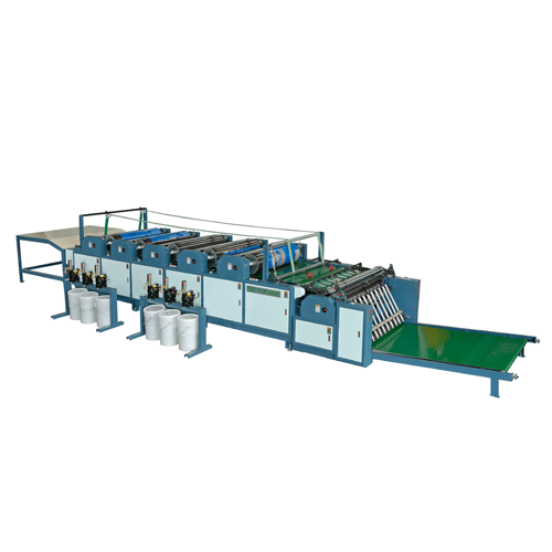 Double Side 6 Color Piece to Piece Printing Machine