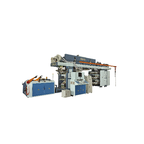 6-12 Color (C.M.Y.K) Roll-to-roll Printing Machine