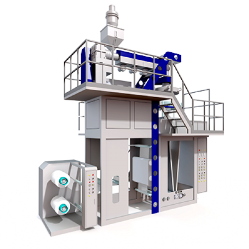 PP Blown Film Extrusion Line(JC-PB Series)