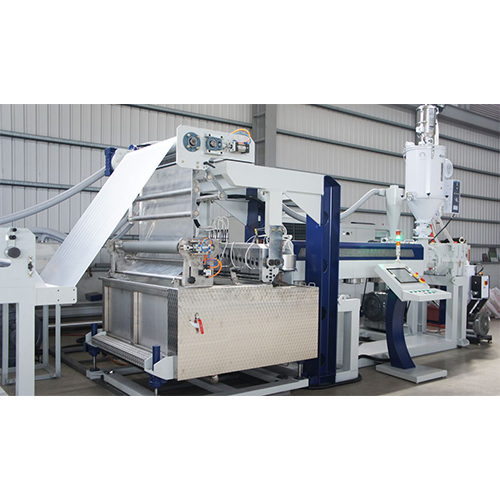 Fibrillated Tape Extrusion Line 3