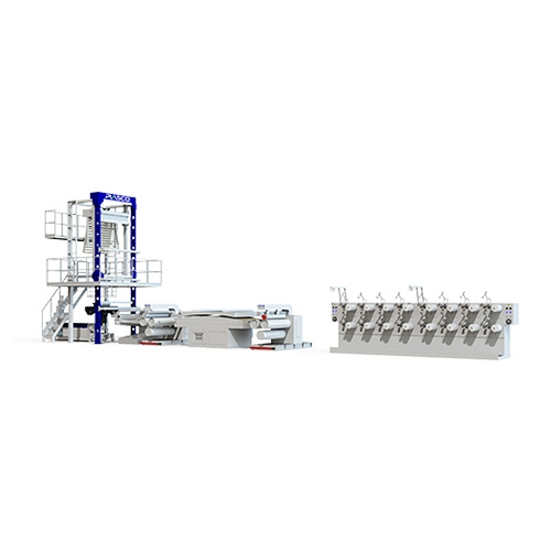 Tying Tape Extrusion Line(JC-BFY Series)