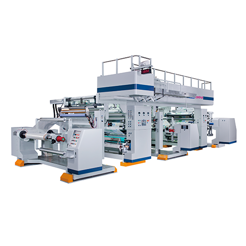 Turret Type Solventless Laminating Machine
