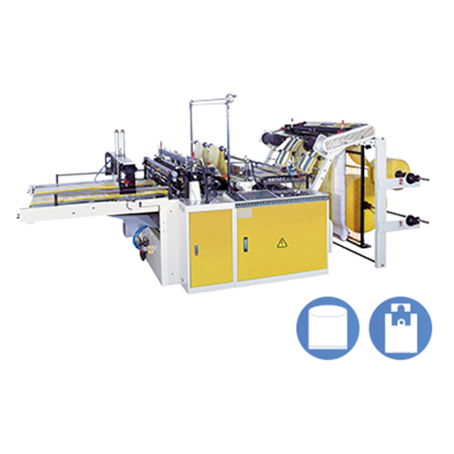 CWA1+F-SV High Speed Cutting & Sealing Machine with Free-tention Sealing Device