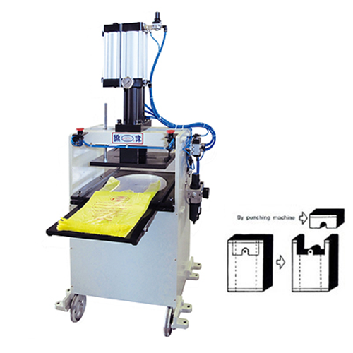 CW-60-100 Pneumatic Punching Machine