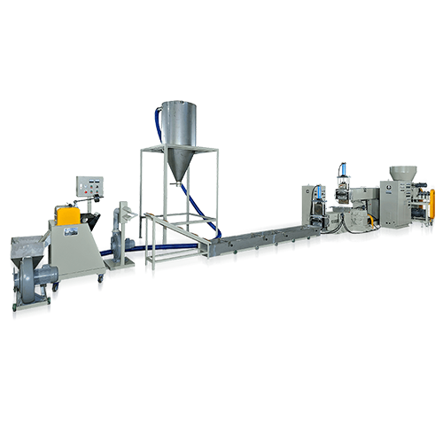 EPS PLASTIC WASTE RECYCLING MACHINE