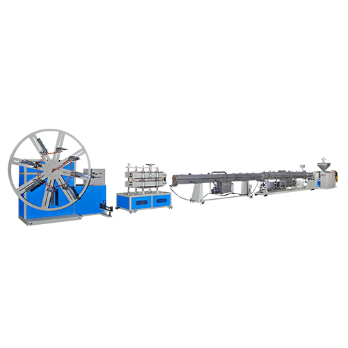 PE/LDPE Pipe Making Machine
