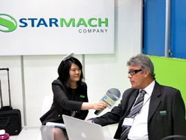Interviewing with STARMACH