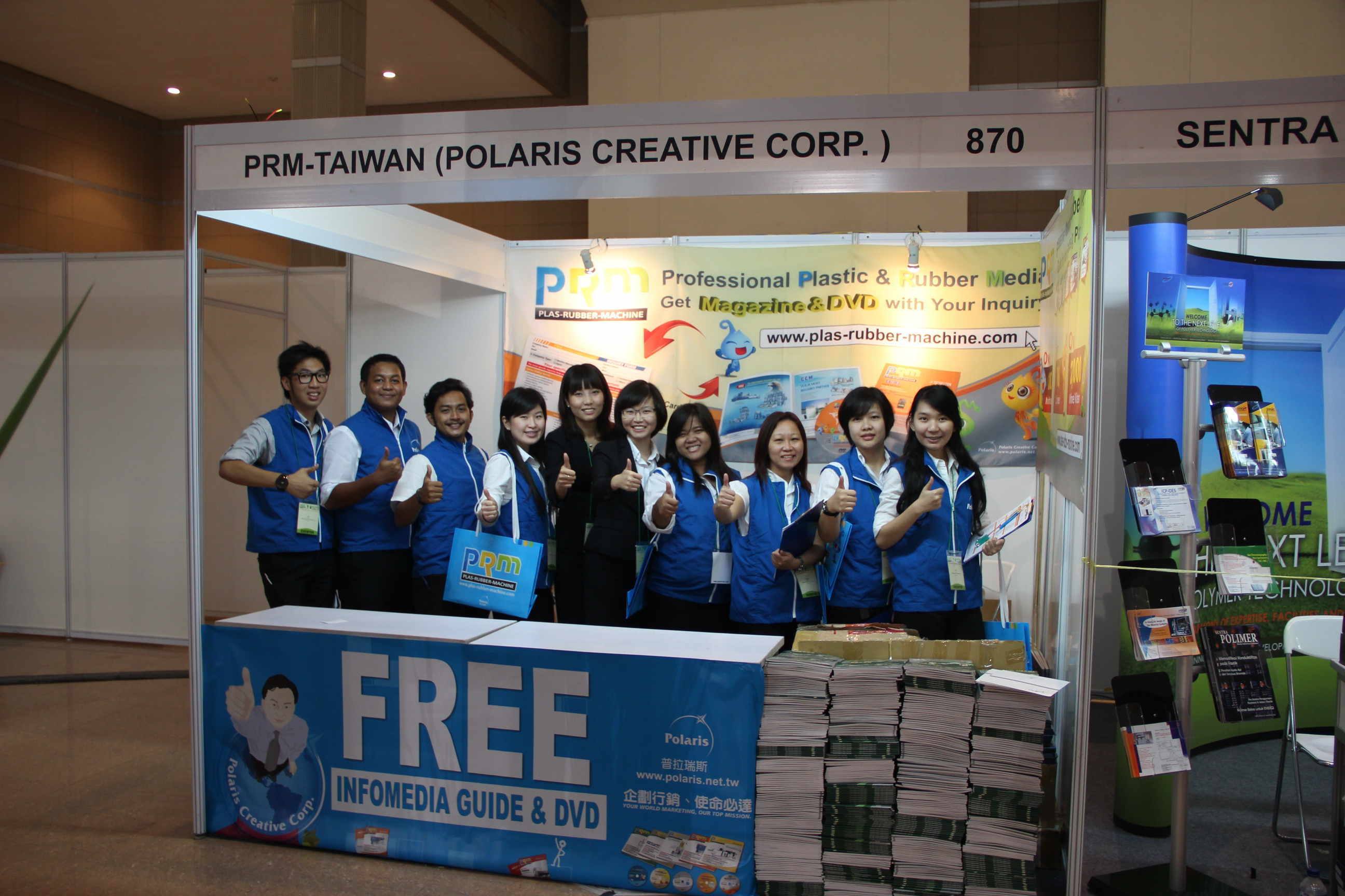 PRM team in Indonesia