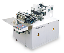 Small Label Cutting Machine-ACDV-30S Series