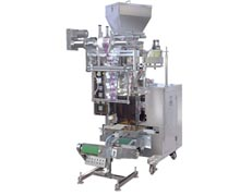 Automatic Quantitation Filling And Packaging Machine PILLOW TYPE + TRIANGLE TYPE-JS-34A