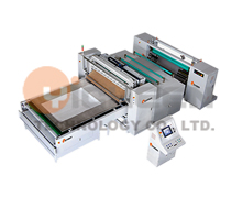 Cutting Machine for Solar Power and FPD Film ECR Serial