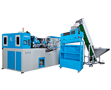 PET Automatic Stretch Blow Molding Machine-CMA(S) Series