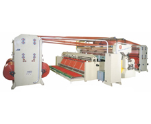 Raschel Knitting Machine Double Bed DR series