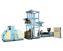 JS 336 PVC shrinkable film making machine
