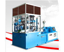 One Stage Injection Stretch Blow Molding Machine - BT-S Series