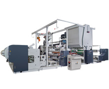 Co-extrusion Coating Lamination Machine