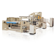 PEVA Embossing Film Single-Screw Extruder